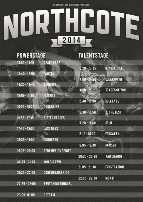 Presents: Northcote Festival Reveals Timetable