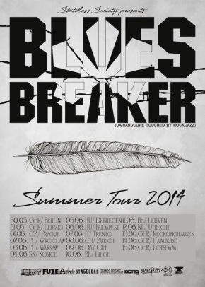 Presents: Bluesbreaker Announce EuropeanTour
