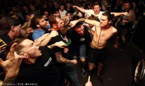 Expire and Coldburn European Tour Video