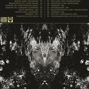 Presents: OAK Announce European Tour