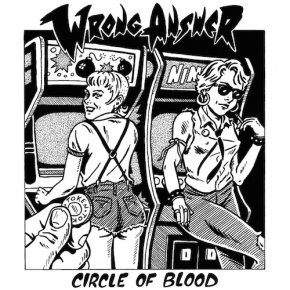Wrong Answer Put Up Pre-Orders for DiscographyLP