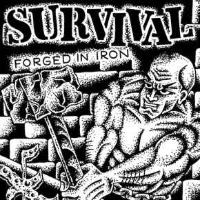 Survival Release New Song 'Strength Above All'