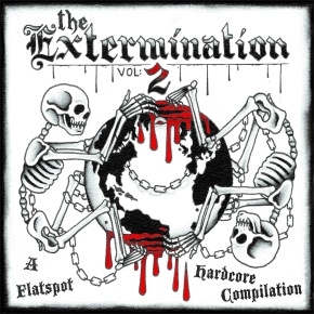 New Downpresser and Violent Situation Songs on The Extermination Vol. 2