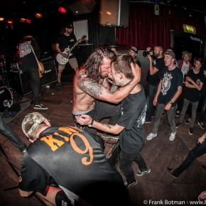 Photo Report: Swamps, HAWSER & Deathtrap @ Winston, 24 August 2014