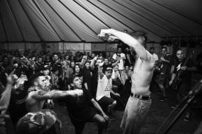 Presents: King Nine Kicks Off European Tour with LastDayz