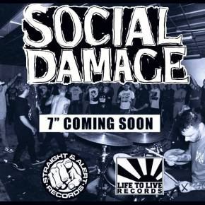 "Social Damage To Release New EP ""Eye For An Eye"""