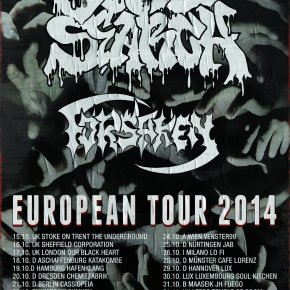 Soul Search Announce European Tour with Forsaken