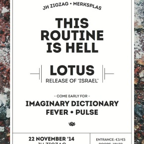"Presents: LOTUS ""Israel"" Release Show"