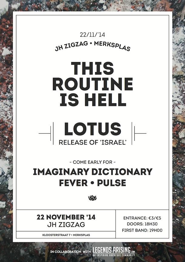 Lotus - webposter