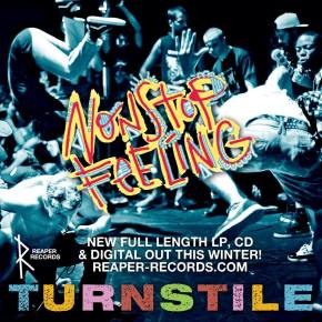 "Turnstile Announce New Album ""Non Stop Feeling"""