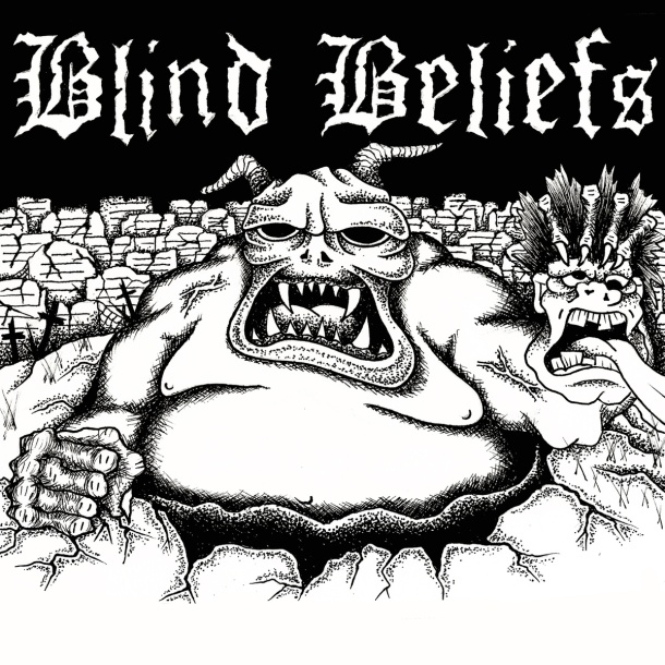 Blind Beliefs