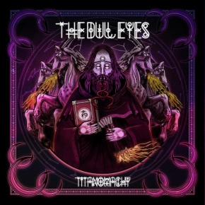 "Exclusive: Stream Dull Eyes' New EP ""Titanomachy"""
