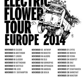 Presents: GIVE Announce European Tour