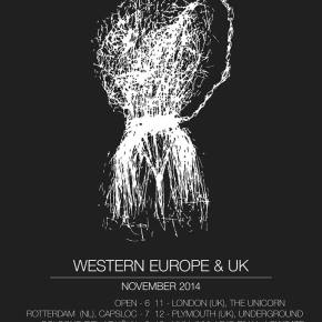 Presents: OAK Announce European Fall Tour