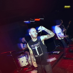 Photo Report: Social Damage, Raw Justice & Clear X Path @ Slopen Is Kopen, 26 October2014