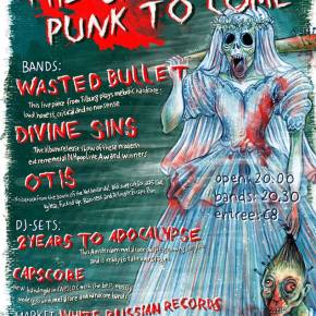 WIN: 2×2 Tickets for The Shape Of Punk To Come #4 @ EKKO, Utrecht