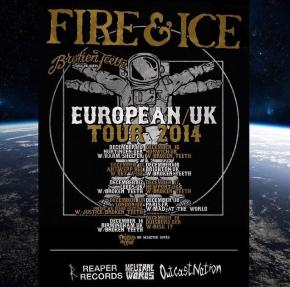 Fire & Ice Announce European Tour