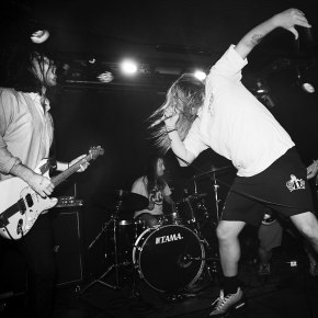 Photo Report: GIVE & Fever @ Winston Kingdom, 6 November 2014