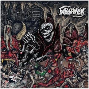 """Forsaken Release Songs New EP """"Cease ToExist"""""""