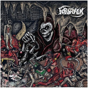 "Forsaken Release Songs New EP ""Cease To Exist"""