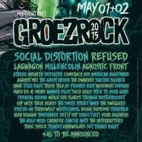 Groezrock Announces First Names: Turnstile, Title Fight, Basement and more