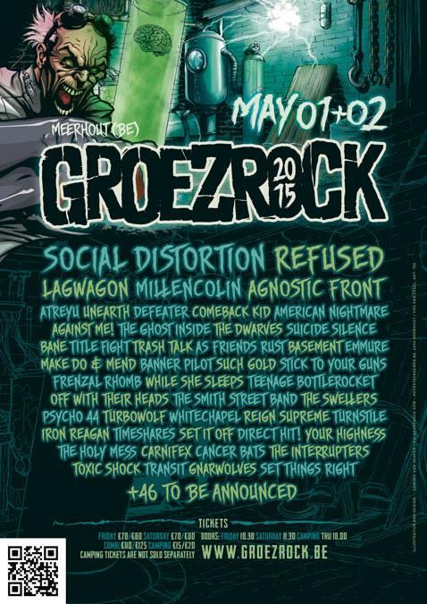 Groezrock 2015 1