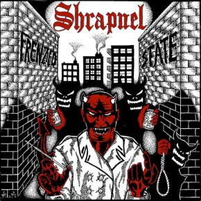 "Shrapnel Releases New EP ""Frenzied State"""