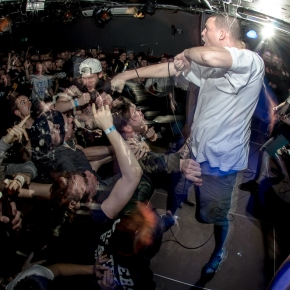 Photo Report: No Turning Back, Death Threat & World Eater @ Extase, 7 January2015