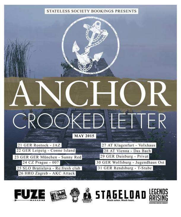 Anchor Tour