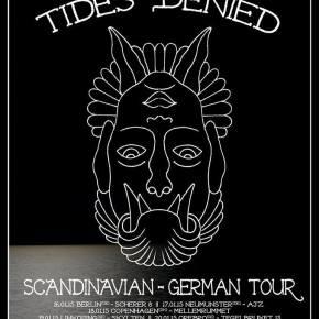 My Turn To Kick Off European Tour With TidesDenied