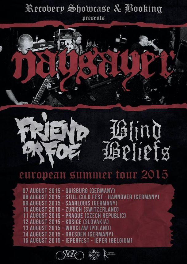 Naysayer Euro Tour
