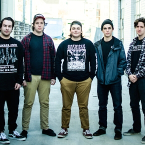 Dwell Sign with Blood & Ink Records and Release New Song 'Voyage'