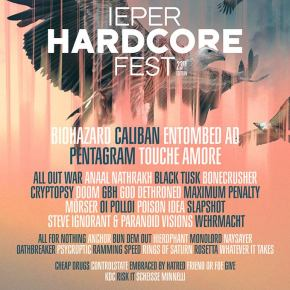 Ieperfest Announce First Names 2015Edition