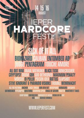 Ieperfest Announce 6 More Names and Launch PresaleTickets