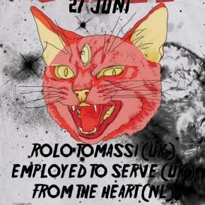 Presents: Smashfest Announce Rolo Tomassi Among First Names