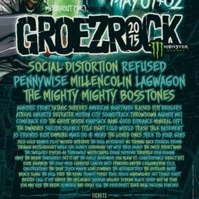 Groezrock Finalizes 2015 Line-Up