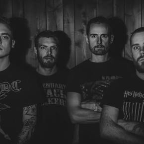Teethgrinder Sign with Lifeforce Records