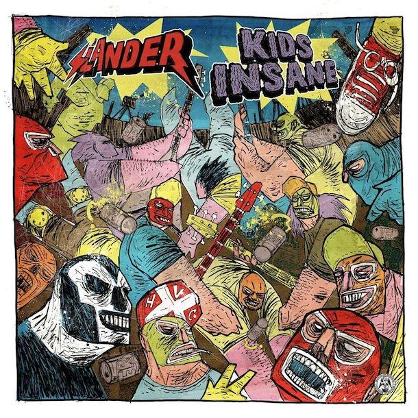 Kids Isane : Slander - Split