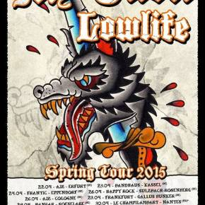 Presents: My Turn Kick Off European Tour with Lowlife Tomorrow
