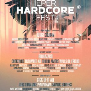 Ieperfest Finalizes 2015 Line-Up