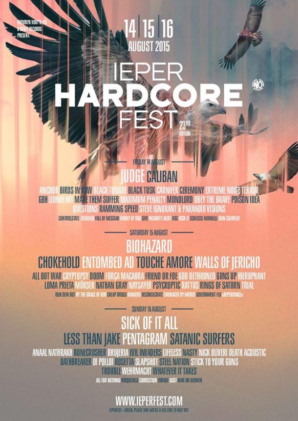 Ieperfest 2015