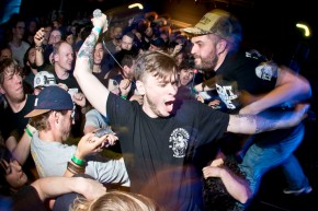 Photo Report: Title Fight, Drug Church, Milk Teeth & Newmoon @ Dynamo, 23 april 2015