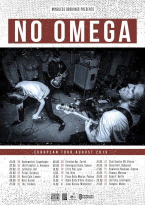 Presents: No Omega Announce European Tour