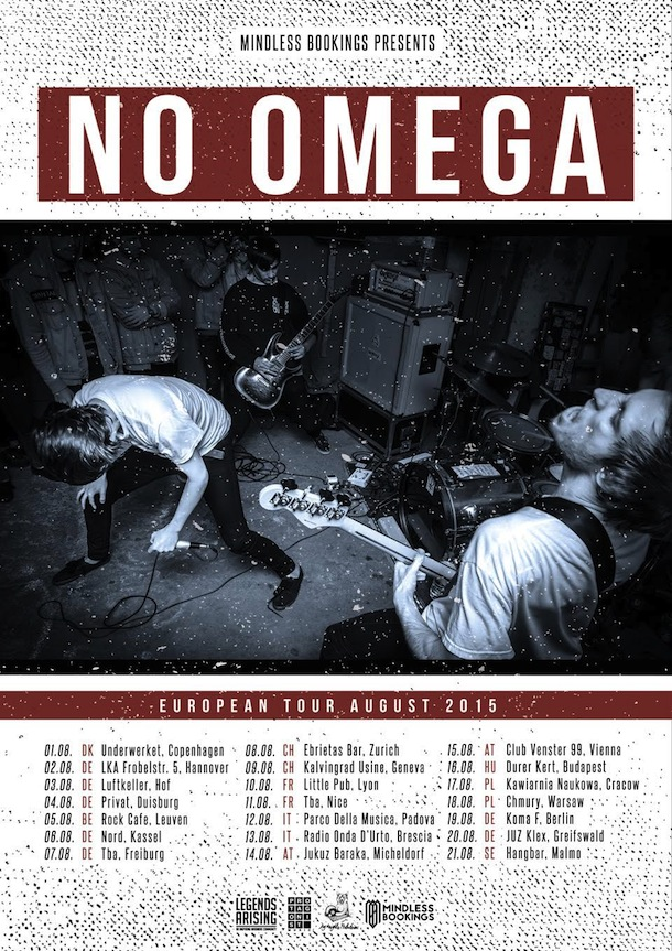 No Omega - European Tour