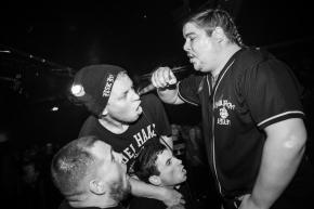 Photo Report: Rude Awakening, Suburban Scum & Life Trap @ Extase, 1 June 2015