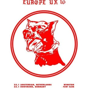 Citizen Announce European Tour with Turnover