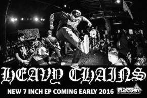 Heavy Chains Sign with Flatspot Records to Release New EP