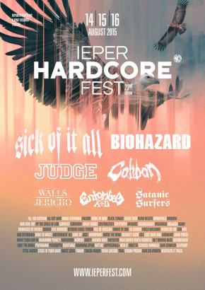 10 Bands You Can't Miss At Ieperfest2015