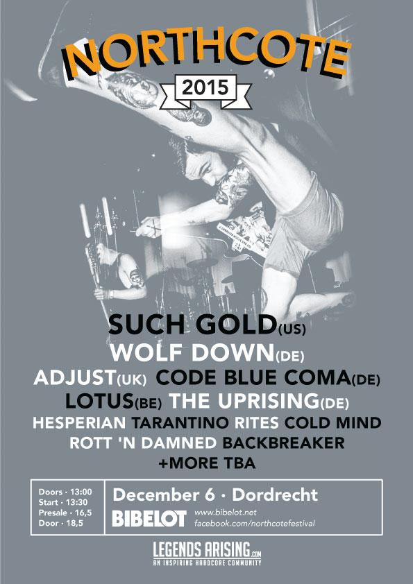 Northcote 2015 - Poster 1