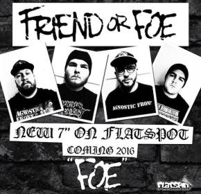 Exclusive: Friend Or Foe Teams Up With Flatspot Records